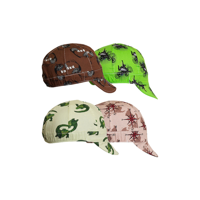 6-Panel Welding Caps | One Size Fits All | 100% Cotton