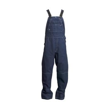 13oz. FR Denim Bib Overalls | 100% Cotton