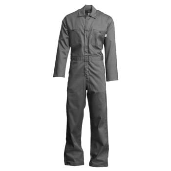7oz. FR Economy Coveralls | 100% Cotton
