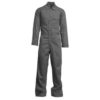 7oz. FR Deluxe Coveralls | 100% Cotton