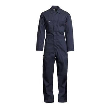 9oz. FR Welding Coveralls | 100% Cotton
