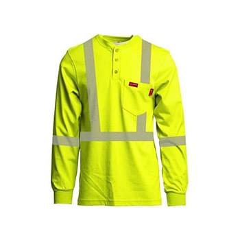 Hi-Viz Henleys | Inherent Blend | Class 2