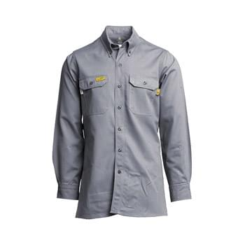 7oz. FR Uniform Shirts | 88/12 UltraSoft AC