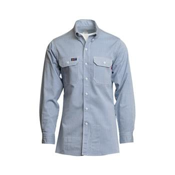 7oz. FR Striped Uniform Shirts | 100% Cotton