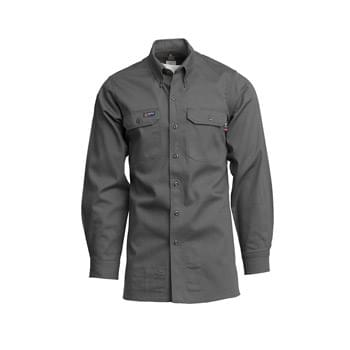 7oz. FR Uniform Shirts | 100% Cotton