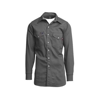 7oz. FR Western Shirts | 100% Cotton