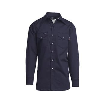 9oz. FR Welding Shirts | 100% Cotton