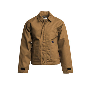 12oz. FR Insulated Jackets | 100% Cotton Duck